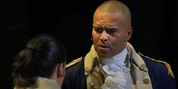 Spotlight on HAMILTON: Catching Up with Christopher Jackson Photo