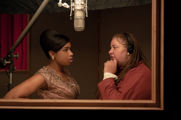 Jennifer Hudson and Liesl Tommy Photo