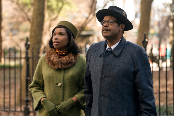 Jennifer Hudson and Forest Whitaker Photo