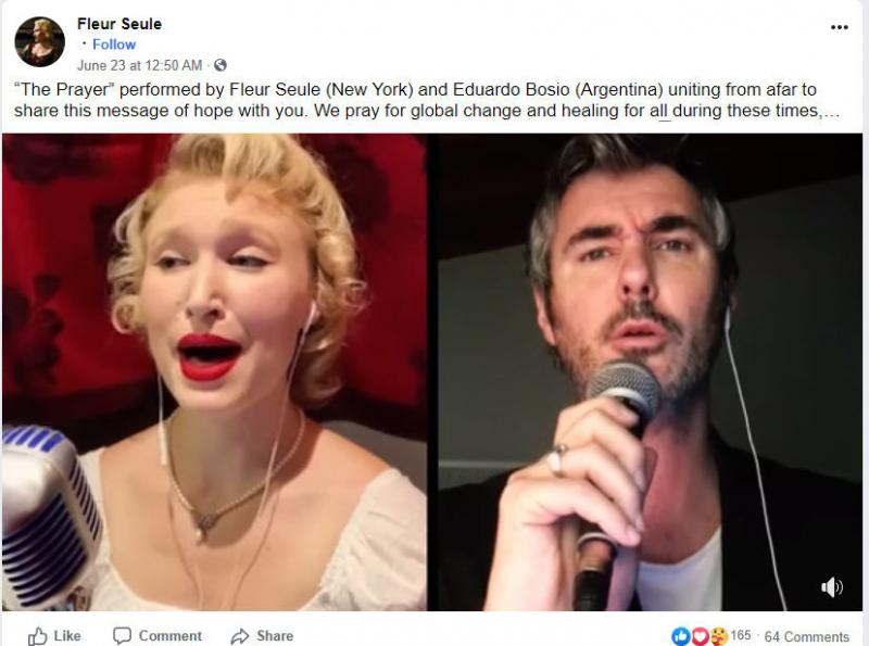 BWW Feature: Isolation Creations From Seth Sikes, Regina Zona, Mauricio Martinez And More Continue To Flood The Internet