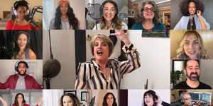 Watch Patti LuPone & More in  SOUNDTRACK OF OUR LIVES Benefit Video
