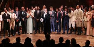 Spotlight on HAMILTON: Flash Back to the Historic Opening Night on Broadway Photo