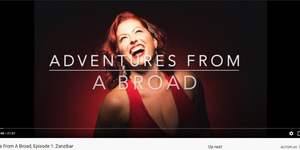 BWW Review: Meghan Murphy ADVENTURES FROM A BROAD Takes Armchair Travelers On A Wild Ride Photo
