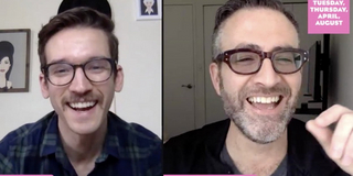 VIDEO: Watch Ben Rimalower and Daniel Nolen Talk Lady Bunny & More on 'Tuesday, Thursday'- Video