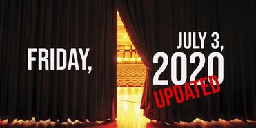 Virtual Theatre Today: Friday, July 3- It's HAMILTON Day! Photo