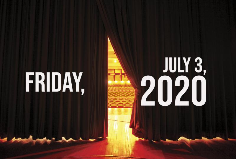 Virtual Theatre Today: Friday, July 3- It's HAMILTON Day!