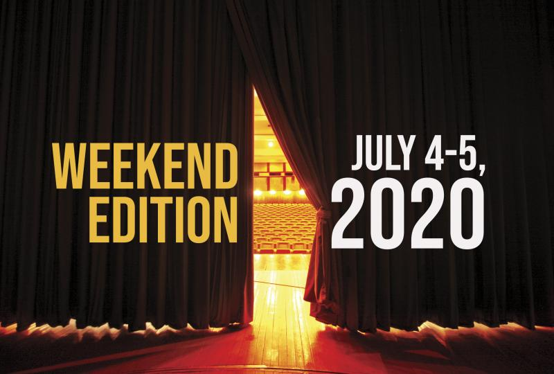 Virtual Theatre This Weekend: July 4-5- Kelli O'Hara, Brian Stokes Mitchell and More!