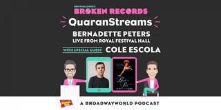 BWW Exclusive: Ben Rimalower's Broken Records QuaranStreams- Cole Escola Joins to Talk Ber Video
