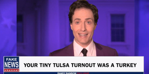 Randy Rainbow Tackles Current Events in Latest Parody Video