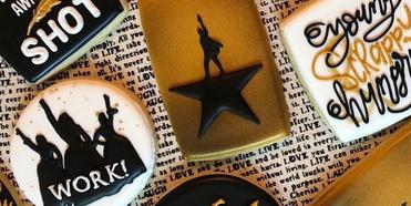 BroadwayWorld Readers Share Their Hamilton Film Weekend Watch Parties! Photo