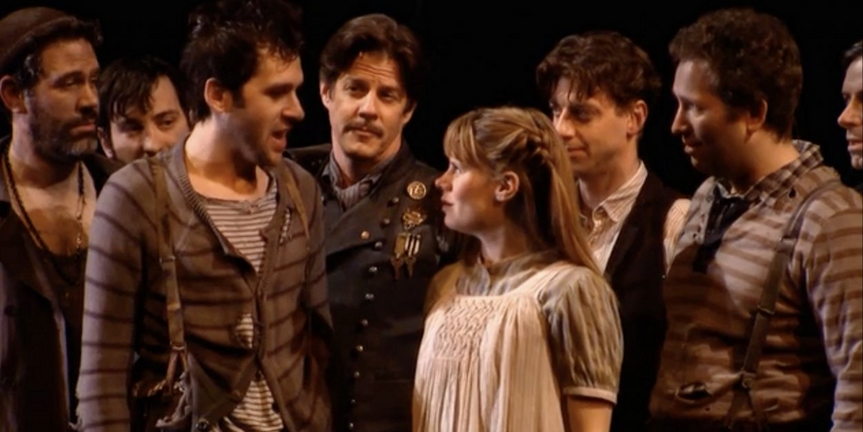 Broadway Rewind: PETER AND THE STARCATCHER Takes Flight on Broadway in 2012 Photo