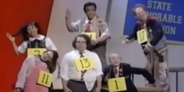 VIDEO: On This Day, July 8 - THE 25TH ANNUAL PUTNAM COUNTY SPELLING BEE Has Its World Prem Photo