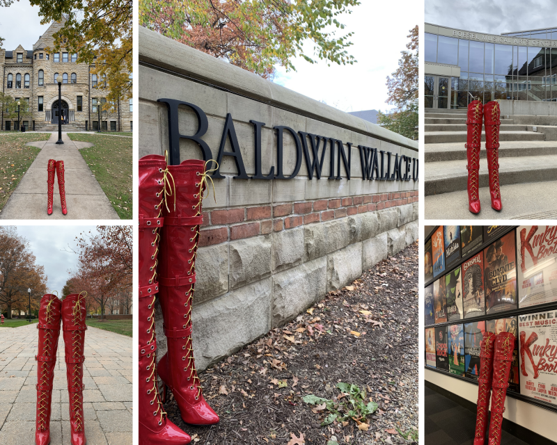 BWW Blog: KINKY BOOTS at Baldwin Wallace –  Much More than an Academic Premiere