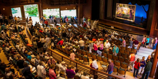 Wisconsin Arts Board Awards CARES Grant to Peninsula Players Theatre Photo