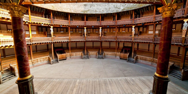 Shakespeare's Globe Will Not Yet Re-Open, Despite Outdoor Theatre Being Able to Resume Photo