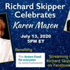 BWW Previews: Richard Skipper Sits Down With Karen Mason for July 13th Episode of RICHARD Photo