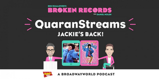 BWW Exclusive: Ben Rimalower's Broken Records QuaranStreams- JACKIE'S BACK with Jenifer Le Video