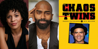 VIDEO: THE CHAOS TWINS Are Joined by Special Guest Chris Jackson- Wednesday at 4pm! Video