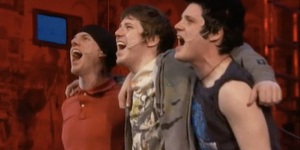 Broadway Rewind: AMERICAN IDIOT Takes a Holiday on Broadway in 2010 Video