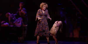 Broadway Rewind: The Sun Comes Out on Broadway for ANNIE in 2012 Video