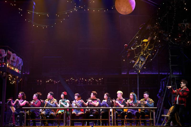 BWW Review: Celebrating 20 years in Korea, RENT at D Cube Art Center