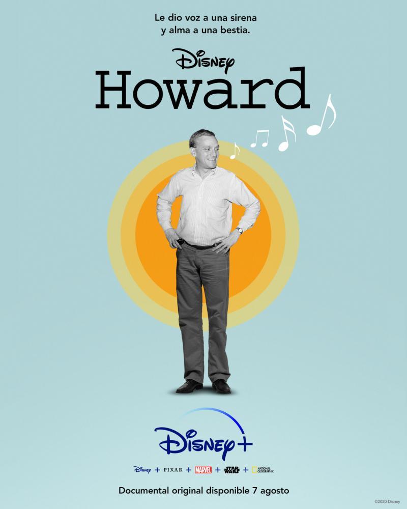 Disney Plus emitirá el documental HOWARD a partir de agosto