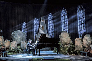 BWW Review: HERSHEY FELDER'S BEETHOVEN LIVE STREAM at Florence, Italy