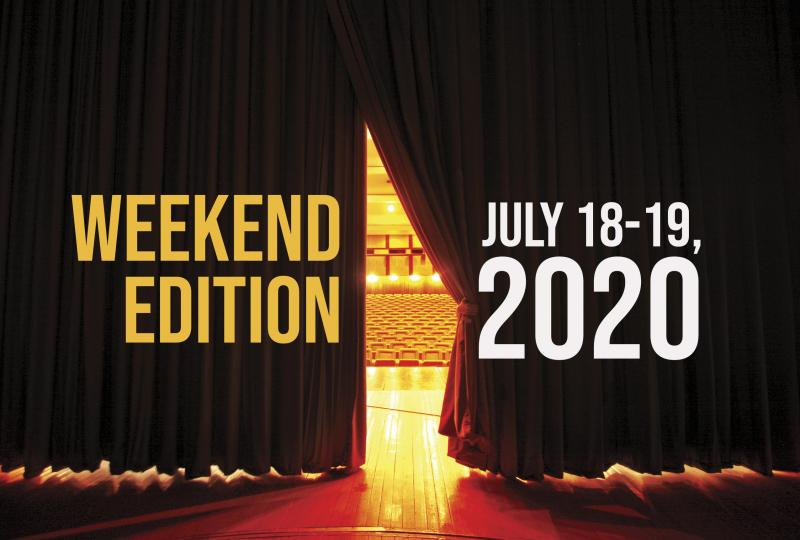 Virtual Theatre This Weekend: July 18-19- with Laura Benanti, Megan Mullally & More!