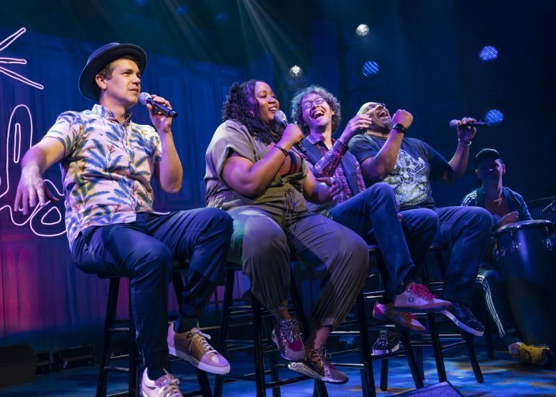 BWW Interview: James Monroe Iglehart Opens Up About What He Hopes Audiences Will Take From WE ARE FREESTYLE LOVE SUPREME