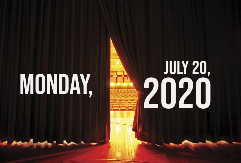 Virtual Theatre Today: Monday, July 20- with Ashley Brown, Ken Page and More!
