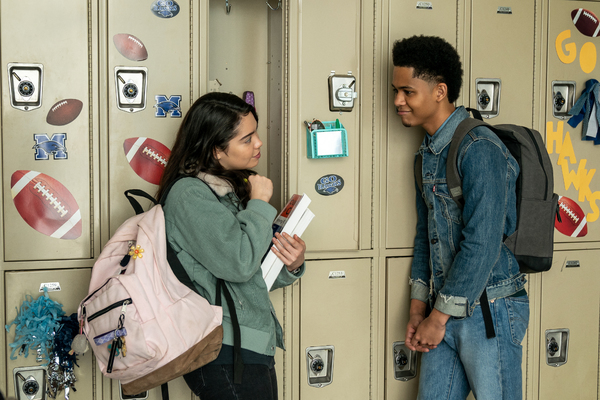 Photo Flash: Get a First Look at Auli'i Cravalho in ALL TOGETHER NOW on Netflix