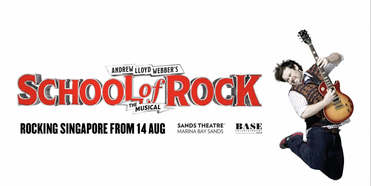 SCHOOL OF ROCK Comes to Singapore in August 2020 Photo