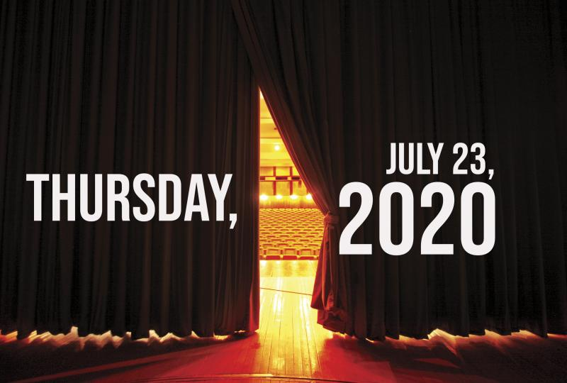 Virtual Theatre Today: Thursday, July 23- with Laura Osnes, Santino Fontana, and More!