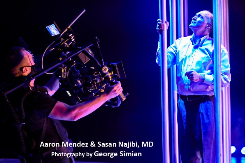 BWW Interview: DIAVOLO's Jacques Heim Safely Creating THIS IS ME With Vets