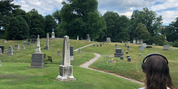 HERE Returns To In-Person Events With Gelsey Bell's CAIRNS, Soundwalk Of Green-Wood Cemete Photo