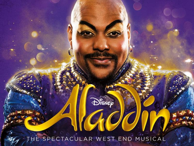 RUMOR: ¿ALADDIN: LIVE FROM THE WEST END puede llegar a Disney +?