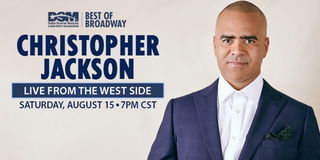 Dallas Summer Musicals Presents CHRISTOPHER JACKSON: LIVE FROM THE WEST SIDE Virtual Benef Photo