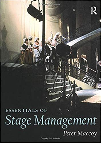 Broadway Books: 10 Books on Stage Management to Read While Staying Inside!