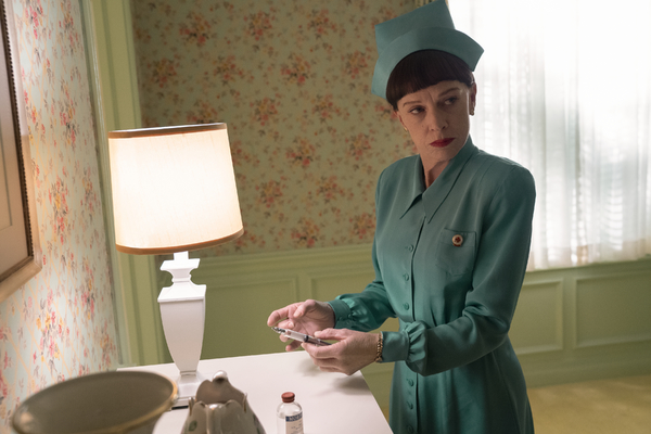Photo Flash: Get a First Look at Cynthia Nixon, Sarah Paulson, & More in Ryan Murphy's New Netflix Series RATCHED