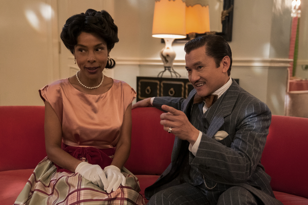 SOPHIE OKONEDO and JON JON BRIONES  Photo