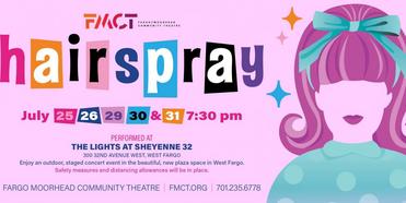 Fargo Moorhead Community Theatre Returns with Performances of HAIRSPRAY Photo