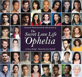 BWW Interview: James Haddrell Talks THE SECRET LOVE LIFE OF OPHELIA