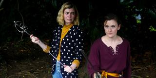 Elm Street Cultural Arts Village Presents SHE KILLS MONSTERS Digitally Photo