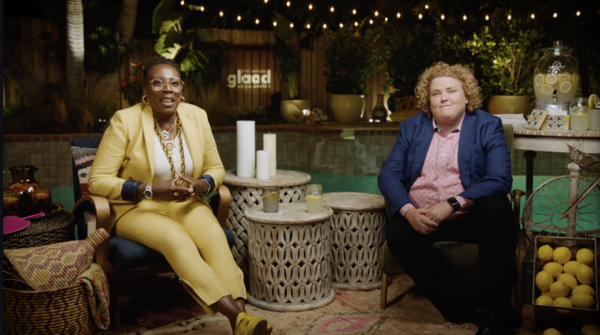 Fortune Feimster and Gina Yashere Photo
