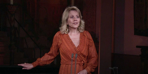 Renee Fleming Performs 'Adieu, notre petite table' Video