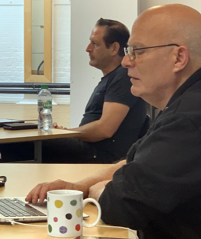 BWW Exclusive: Nick Winston Shares His Rehearsal Diary For London's First Post-lockdown Stage Production, FANNY AND STELLA