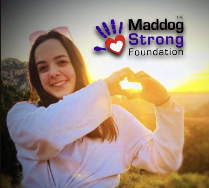 #MeaningfulMonday - Meet Sam with The Maddog Strong Foundation!
