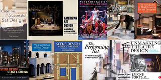 Broadway Books: 10 Books on Set Design to Read While Staying Inside! Photo