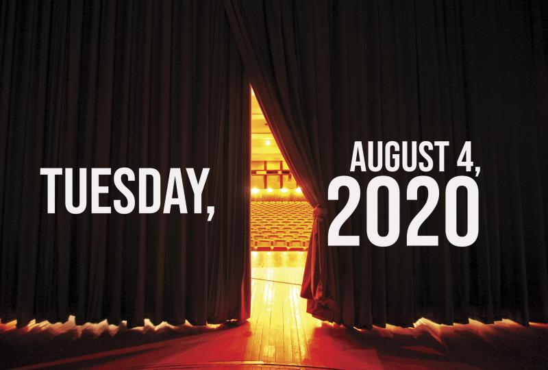 Virtual Theatre Today: Tuesday, August 4- with Norm Lewis, James Harkness and More!