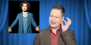 Randy Rainbow (Re)Reads Patti LuPone's Autobio- Arthur Laurents Video